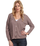 Allen Allen - Drop Shoulder Slouch Cardigan