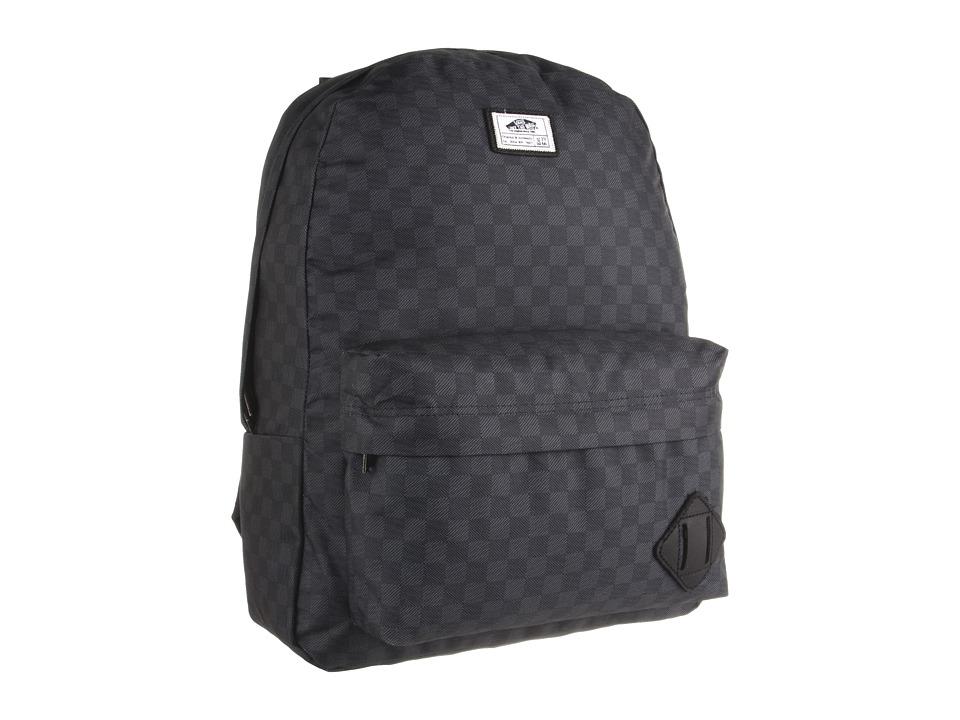 Vans - Old Skool II Backpack (Black/Charcoal) Backpack Bags