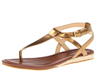 Cole Haan - Grove Sandal (Bronze Metallic) - Footwear