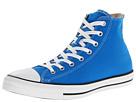 Converse - Chuck Taylor All Star Seasonal Hi (Electric Blue Lemonade) - Footwear
