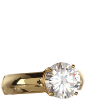 Betsey Johnson - Heart and Bow Engagement Stretch Ring