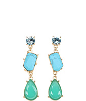 Kate Spade New York - Crystal Fiesta Linear Earrings