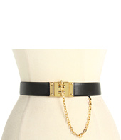 Rachel Zoe - 32MM Belt with Signature RZ Lock