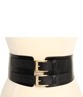 Rachel Zoe - 90MM-50MM Double Buckle Belt