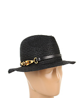 Rachel Zoe - Straw Fedora With Belt