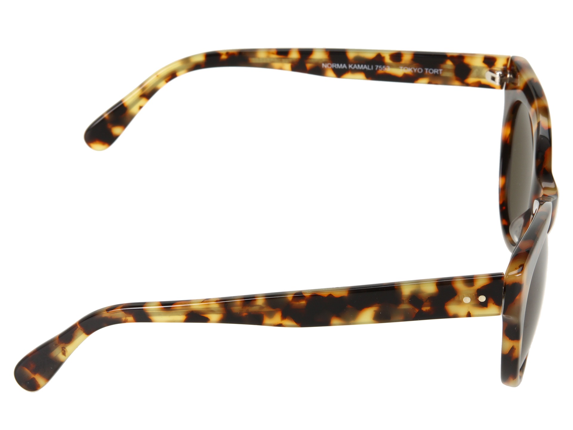 Square Cat Eye Sunglasses  likulture by norma li square cat eye sunglasses zappos