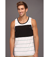 Volcom - Black Out Stripe Tank Top