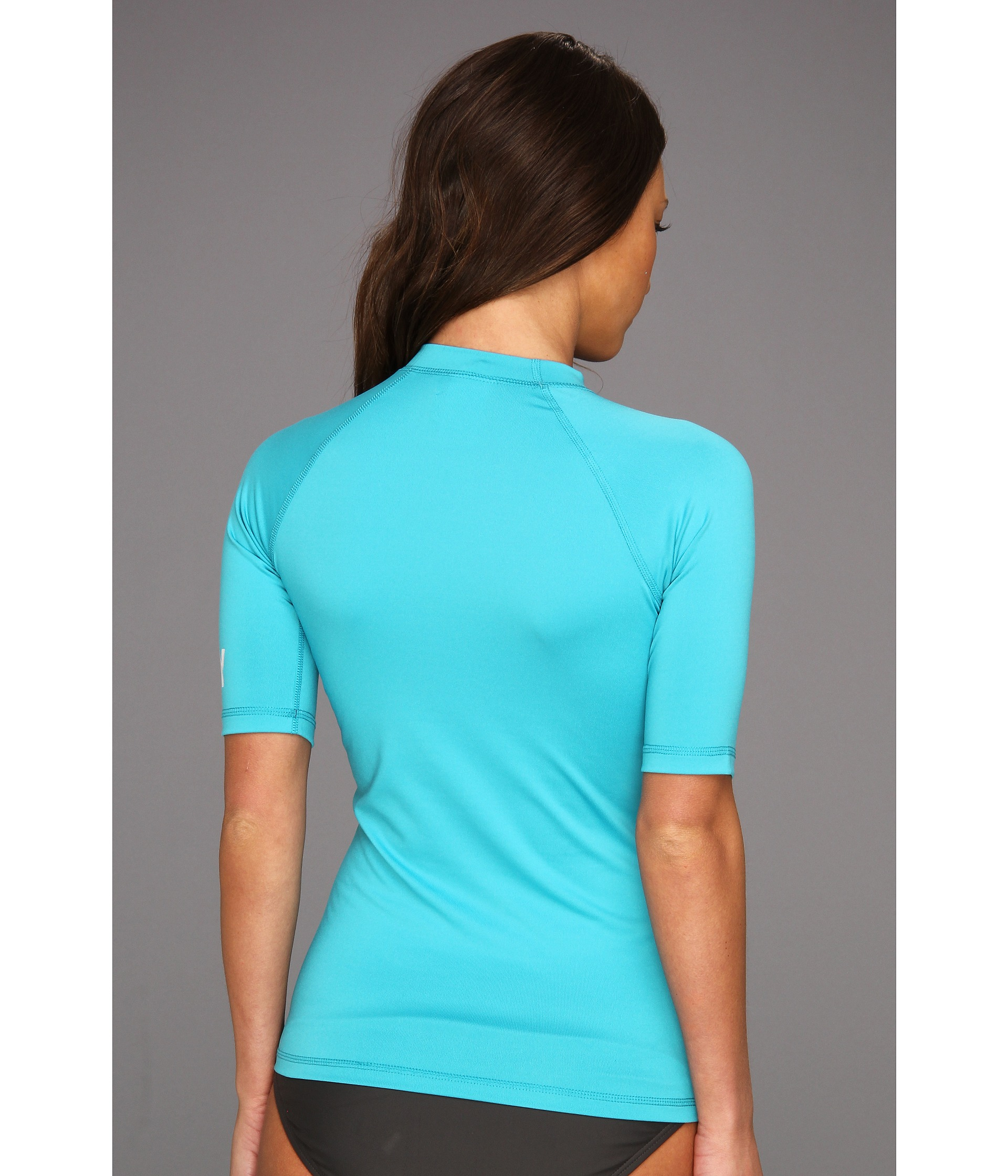 Roxy Whole Hearted Regular Fit S S Rashguard