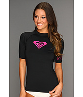 Roxy - Whole Hearted Regular Fit S/S Rashguard