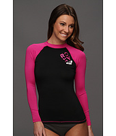 Roxy - Paddle Out Regular Fit L/S Rashguard