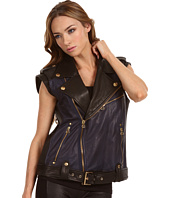 Pierre Balmain - Leather Vest 6M792P