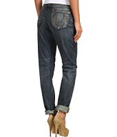 True Religion - Brianna Slim Boyfriend in Granite