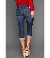 True Religion - Lizzy Cuffed Capri in Memphis