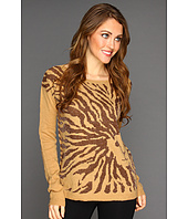 Anne Klein - Lion Head Pullover
