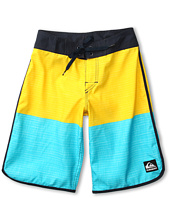 Quiksilver Kids - Division Scallop Boardshort (Big Kids)