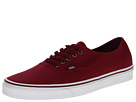 Vans - Authentic (Rumba Red/Port Royale) -
