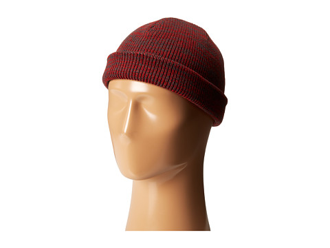 Outdoor Research Orkney Beanie - Charcoal/Redwood