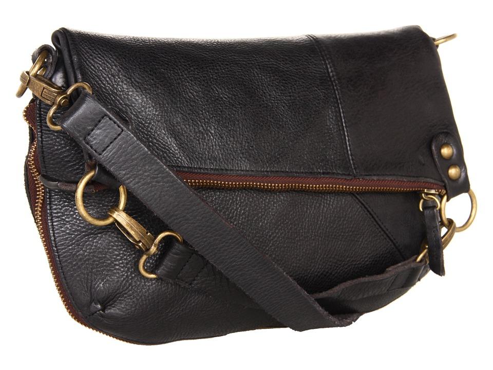 Bed Stu - Tahiti (Black) Cross Body Handbags