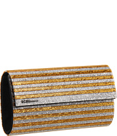 BCBGeneration - Morgan Striped Lucite Clutch