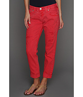 True Religion - Brianna Slim Boyfriend in Cherry