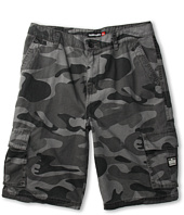 Quiksilver Kids - Sue Fley Camo Walkshort (Big Kids)