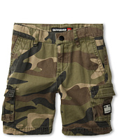 Quiksilver Kids - Sue Fley Camo Walkshort (Toddler/Little Kids)