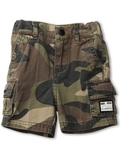 Quiksilver Kids - Sue Fley Camo Walkshort (Infant)