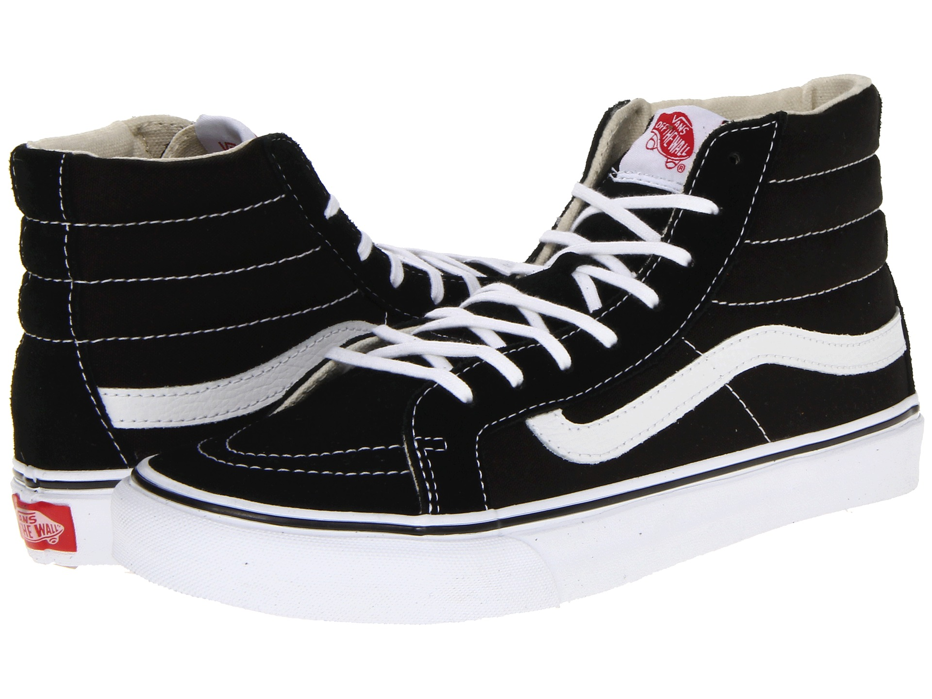vans sk8 hi slim free shipping both ways. Black Bedroom Furniture Sets. Home Design Ideas