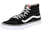 Vans - SK8-Hi Slim (Black/White Snake Multi) -