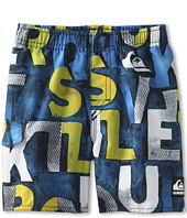 Quiksilver Kids - Inked Volley Short (Toddler/Little Kids)