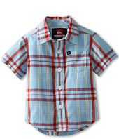 Quiksilver Kids - Uncle Pat S/S Woven (Toddler/Little Kids)
