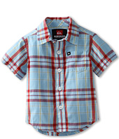 Quiksilver Kids - Uncle Pat S/S Woven (Big Kids)