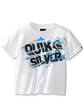 Quiksilver Kids - All Cut Up S/S Tee (Toddler/Little Kids)
