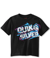 Quiksilver Kids - All Cut Up S/S Tee (Big Kids)