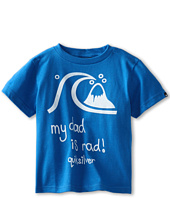 Quiksilver Kids - Rad Dad S/S Tee (Infant)