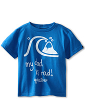 Quiksilver Kids - Rad Dad S/S Tee (Toddler/Little Kids)