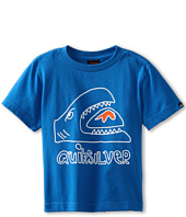 Quiksilver Kids - Chomped S/S Tee (Toddler/Little Kids)