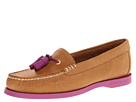 Sperry Top-Sider - Eden (Peanut Leather/Berry) - Footwear