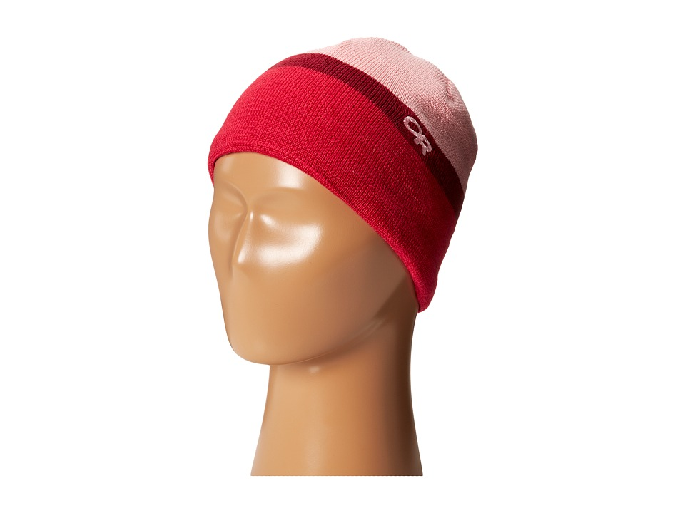 Outdoor Research - Ropeline Beanie (Youth) (Candy/Desert Sunrise) Beanies