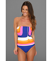 Trina Turk - Avalon Surf Club Bandeau One Piece