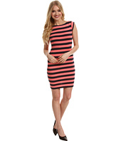 French Connection - Stretch Stripe Dress
