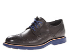 Sperry Top-Sider - Gold Bellingham Wingtip w/ASV (Grey) - Footwear