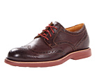 Sperry Top-Sider - Gold Bellingham Wingtip w/ASV (Dark Brown) - Footwear