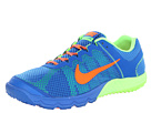Nike - Zoom Wildhorse (Prize Blue/Flash LIme/Total Orange)
