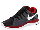 Nike - LunarFlash+ (Black/Dark Grey/Gym Red/White)