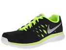Nike - Flex 2013 Run (Anthracite/Volt/White/Metallic Silver)