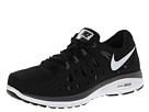 Nike - Dual Fusion Run 2 (Black/Pure Platinum/Dark Grey/Metallic Platinum)