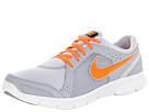 Nike - Flex Experience Run 2 (Pure Platinum/Wolf Grey/Armory Navy/Total Orange)