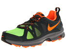 Nike - Air Alvord 10 (Black Spruce/Flash Lime/Mercury Grey/Total Orange)