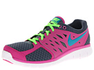 Nike - Flex 2013 Run (Armory Slate/Club Pink/Flash Lime)